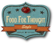Food For Thought Style Logo