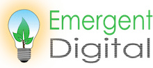emergent digital logo