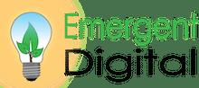 emergent digital logo