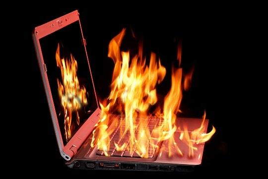 How hot is your website?