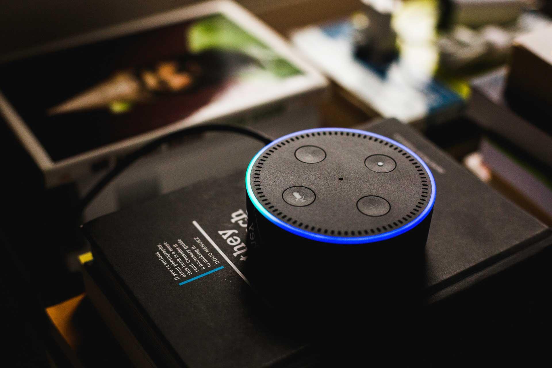 SEO services voice search for Alexa digital marketing website design Los Angeles